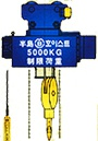 Bando Hoist - Wire rope single girder